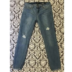 Kenneth Cole Skinny Blue Jeans